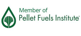 Member of Pellet Fuels Institute